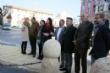 Vídeo. Se reinauguran las obras de rehabilitación de la Fuente Juan de Uzeta, que han sido financiadas de forma íntegra por la Consejería de Turismo y Cultura con un presupuesto de 59.490 euros - Foto 8