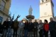 Vídeo. Se reinauguran las obras de rehabilitación de la Fuente Juan de Uzeta, que han sido financiadas de forma íntegra por la Consejería de Turismo y Cultura con un presupuesto de 59.490 euros - Foto 10