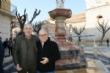 Vídeo. Se reinauguran las obras de rehabilitación de la Fuente Juan de Uzeta, que han sido financiadas de forma íntegra por la Consejería de Turismo y Cultura con un presupuesto de 59.490 euros - Foto 18