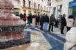 Vídeo. Se reinauguran las obras de rehabilitación de la Fuente Juan de Uzeta, que han sido financiadas de forma íntegra por la Consejería de Turismo y Cultura con un presupuesto de 59.490 euros - Foto 20