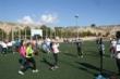 """Vídeo. Cerca de 450 alumnos de quinto curso de diez colegios de Totana participan en la Jornada de Juegos Populares en la Ciudad Deportiva """"Valverde Reina"""" - Foto 2"""