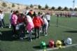"""Vídeo. Cerca de 450 alumnos de quinto curso de diez colegios de Totana participan en la Jornada de Juegos Populares en la Ciudad Deportiva """"Valverde Reina"""" - Foto 5"""
