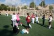 """Vídeo. Cerca de 450 alumnos de quinto curso de diez colegios de Totana participan en la Jornada de Juegos Populares en la Ciudad Deportiva """"Valverde Reina"""" - Foto 17"""