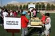 """Vídeo. Cerca de 450 alumnos de quinto curso de diez colegios de Totana participan en la Jornada de Juegos Populares en la Ciudad Deportiva """"Valverde Reina"""" - Foto 22"""