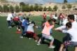 """Vídeo. Cerca de 450 alumnos de quinto curso de diez colegios de Totana participan en la Jornada de Juegos Populares en la Ciudad Deportiva """"Valverde Reina"""" - Foto 23"""