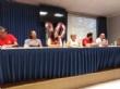 """Autoridades municipales asisten a la clausura de las XXX Jornadas de Formación organizadas por la Asociación Regional Murciana de Hemofilia en """"La Charca"""" - Foto 1"""