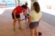 """Vídeo. Casi un centenar de participantes se dan cita en las Escuelas Municipales de Verano en los colegios """"La Cruz"""" y """"Santiago"""" - Foto 7"""