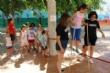 """Vídeo. Casi un centenar de participantes se dan cita en las Escuelas Municipales de Verano en los colegios """"La Cruz"""" y """"Santiago"""" - Foto 10"""