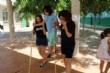 """Vídeo. Casi un centenar de participantes se dan cita en las Escuelas Municipales de Verano en los colegios """"La Cruz"""" y """"Santiago"""" - Foto 13"""