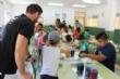 """Vídeo. Casi un centenar de participantes se dan cita en las Escuelas Municipales de Verano en los colegios """"La Cruz"""" y """"Santiago"""" - Foto 23"""