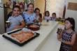 """Cerca de una veintena de niños y niñas participan en el Taller de Cocina Creativa y Divertida que se celebra en las cocinas del Centro Sociocultural """"La Cárcel"""" - Foto 2"""