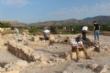 """Vídeo. Un total de 18 voluntarios participan en el VI Campo Arqueológico del Yacimiento de Las Cabezuelas, organizado por la Asociación para la Promoción Social y Turística """"Kalathos"""" - Foto 6"""