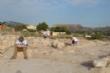 """Vídeo. Un total de 18 voluntarios participan en el VI Campo Arqueológico del Yacimiento de Las Cabezuelas, organizado por la Asociación para la Promoción Social y Turística """"Kalathos"""" - Foto 8"""