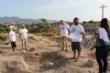 """Vídeo. Un total de 18 voluntarios participan en el VI Campo Arqueológico del Yacimiento de Las Cabezuelas, organizado por la Asociación para la Promoción Social y Turística """"Kalathos"""" - Foto 12"""
