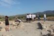 """Vídeo. Un total de 18 voluntarios participan en el VI Campo Arqueológico del Yacimiento de Las Cabezuelas, organizado por la Asociación para la Promoción Social y Turística """"Kalathos"""" - Foto 16"""