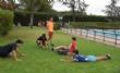 """Un total de 223 niños y niñas participan en la segunda quincena del Campus de Verano en el Polideportivo """"6 de Diciembre"""" y el Complejo Polideportivo """"Valle del Guadalentín"""", en El Paretón - Foto 7"""
