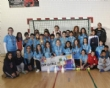El programa de Deporte Escolar ofertado por la Concejalía de Deportes ha registrado, en su última edición, una participación de 2.069 escolares de los diferentes centros de enseñanza - Foto 1