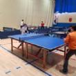 Los colegios La Milagrosa y Santiago participaron en la Jornada Regional Zona Sur de Tenis de Mesa de Deporte Escolar, celebrada en Los Narejos - Foto 1