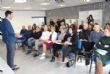 """Más de 40 empresarios y autónomos asisten a la acción formativa de motivación y asesoramiento estratégico promovida por """"Guadalentín Emprende"""" en el Vivero de Empresas - Foto 23"""