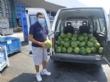 Agricultores y cooperativas de Totana entregan fruta fresca a Cáritas de las Tres Avemarías gracias a las gestiones del concejal de Bienestar Social - Foto 5