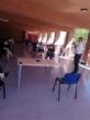 Representantes de la comunidad educativa de Totana se reúnen con responsables del proyecto de intervención sociocomunitaria para convertir los centros en estructuras resilientes frente al COVID-19 - Foto 2