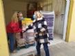 El concejal de Bienestar Social visita el Banco de Alimentos del Segura para trasladar la comida que correspondía a Cáritas de las Tres Avemarías - Foto 4