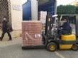 El concejal de Bienestar Social visita el Banco de Alimentos del Segura para trasladar la comida que correspondía a Cáritas de las Tres Avemarías - Foto 6