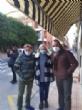 El concejal de Bienestar Social visita el Banco de Alimentos del Segura para trasladar la comida que correspondía a Cáritas de las Tres Avemarías - Foto 8