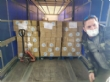 El concejal de Bienestar Social visita el Banco de Alimentos del Segura para trasladar la comida que correspondía a Cáritas de las Tres Avemarías - Foto 16
