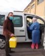 Usuarios y trabajadores de los Centros de Día para la Discapacidad y Personas Mayores reciben la primera dosis de la vacuna contra el COVID-19 - Foto 2