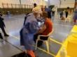 Usuarios y trabajadores de los Centros de Día para la Discapacidad y Personas Mayores reciben la primera dosis de la vacuna contra el COVID-19 - Foto 7