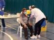 Usuarios y trabajadores de los Centros de Día para la Discapacidad y Personas Mayores reciben la primera dosis de la vacuna contra el COVID-19 - Foto 14