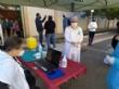 """Un total de 1.308 personas más nacidas entre los años 1941 y 1953 fueron vacunadas ayer en el Pabellón de Deportes """"Manolo Ibáñez"""" - Foto 10"""
