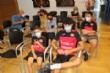 El Ayuntamiento realiza una recepción institucional al equipo Framusa Totana Tenis de Mesa por su éxito en los Campeonatos de España de Veteranos, celebrados en Antequera (Málaga) - Foto 3