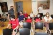 El Ayuntamiento realiza una recepción institucional al equipo Framusa Totana Tenis de Mesa por su éxito en los Campeonatos de España de Veteranos, celebrados en Antequera (Málaga) - Foto 4