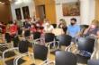 El Ayuntamiento realiza una recepción institucional al equipo Framusa Totana Tenis de Mesa por su éxito en los Campeonatos de España de Veteranos, celebrados en Antequera (Málaga) - Foto 6