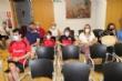 El Ayuntamiento realiza una recepción institucional al equipo Framusa Totana Tenis de Mesa por su éxito en los Campeonatos de España de Veteranos, celebrados en Antequera (Málaga) - Foto 7