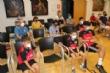 El Ayuntamiento realiza una recepción institucional al equipo Framusa Totana Tenis de Mesa por su éxito en los Campeonatos de España de Veteranos, celebrados en Antequera (Málaga) - Foto 8