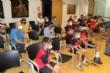 El Ayuntamiento realiza una recepción institucional al equipo Framusa Totana Tenis de Mesa por su éxito en los Campeonatos de España de Veteranos, celebrados en Antequera (Málaga) - Foto 9