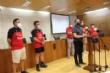 El Ayuntamiento realiza una recepción institucional al equipo Framusa Totana Tenis de Mesa por su éxito en los Campeonatos de España de Veteranos, celebrados en Antequera (Málaga) - Foto 10