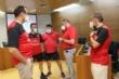 El Ayuntamiento realiza una recepción institucional al equipo Framusa Totana Tenis de Mesa por su éxito en los Campeonatos de España de Veteranos, celebrados en Antequera (Málaga) - Foto 11