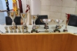 """Entregan los trofeos de la Liga de Fútbol """"Enrique Ambit Palacios"""" y la Copa Fútbol Aficionado """"Juego Limpio"""" de la temporada 2021 - Foto 21"""