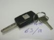 Ver foto 9 - EXPTE.63/18 1 LLAVE DE TURISMO CITROEN, 1 LLAVE DE PUERTA DE SEGURIDAD CON 3 ANILLAS.