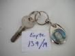 Ver foto 79 - EXPTE.139/19 1 LLAVE DE PUERTA CON 1 LLAVERO DE SANTA MARIA MAGDALENA