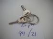 Ver foto 29 - EXPTE.94/21 2 LLAVES DE PUERTAS EN 2 ANILLAS