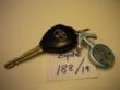 Ver foto 85 - EXPTE.188/19 1 LLAVES DE VEHICULO TOYOTA CON UN LLAVERO FORMA DE ANCLA AZUL
