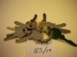 Ver foto 60 - EXPTE.83/19 10 LLAVES DE PUERTAS EN 3 ANILLAS